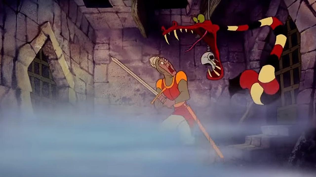 Dragons Lair 2